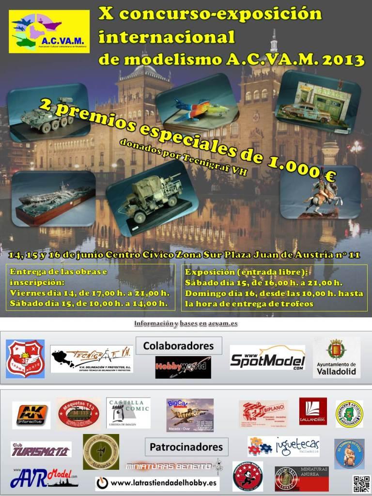 Concurso Modelismo Valladolid 2013