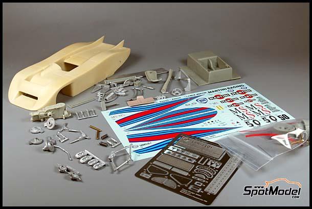 Lancia LC1 - The kit