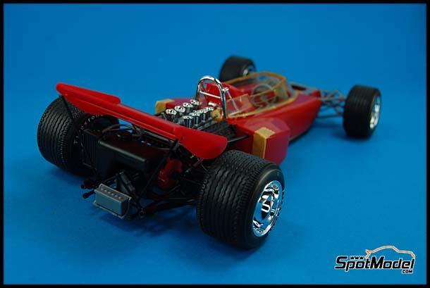 Lotus 72c - Ebbro - 1/20