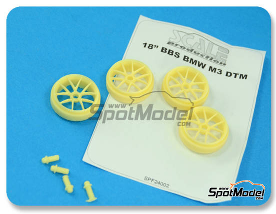 Scale Production BSS rims image